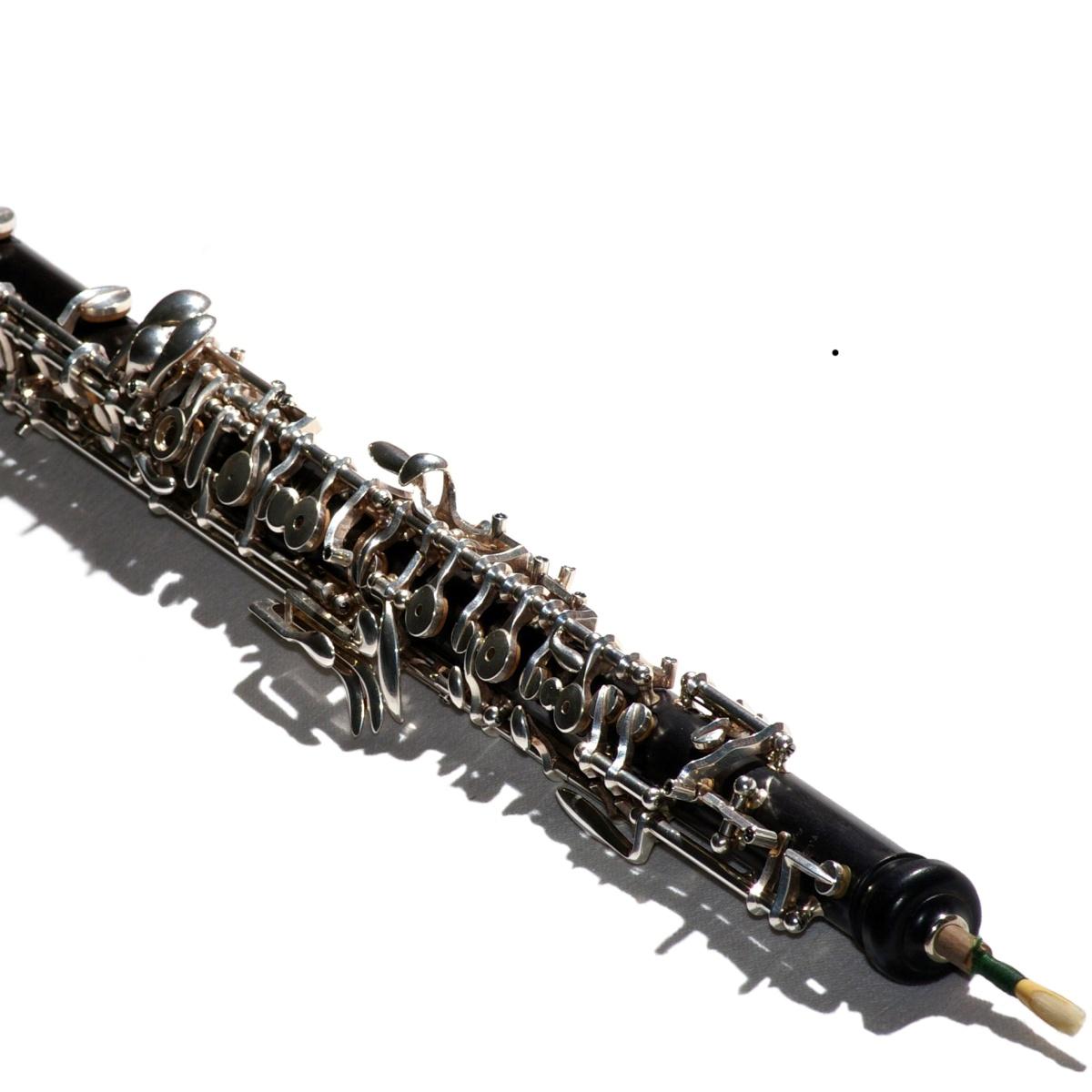 Musiikinstrumänt foont iir 2017: jü oboe