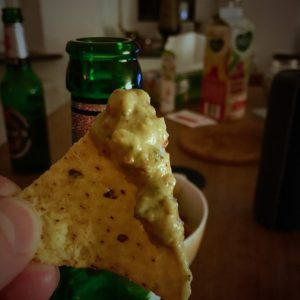 Nacho mä guacamole