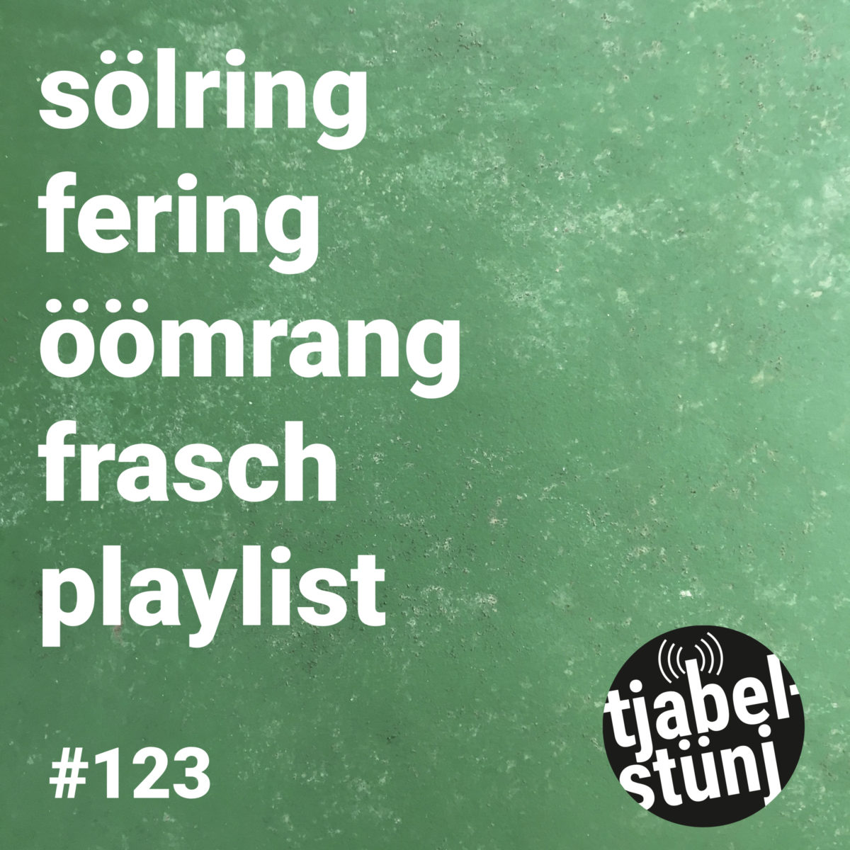 Playlist #123