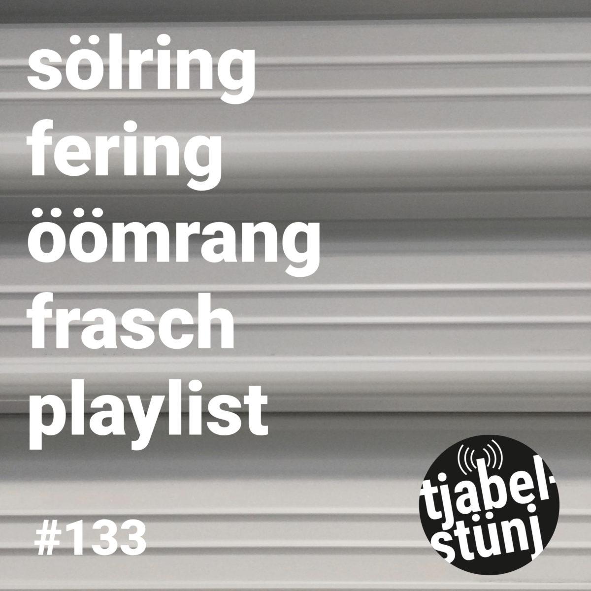 Playlist 133